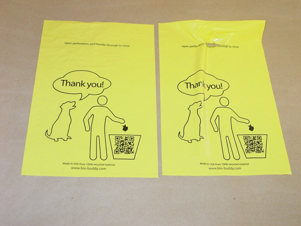 Bio Buddy Dog Waste Bags Pickup Solutions And Dog Owner